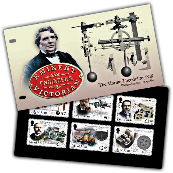 Eminent Victorian Engineers Presentation Pack