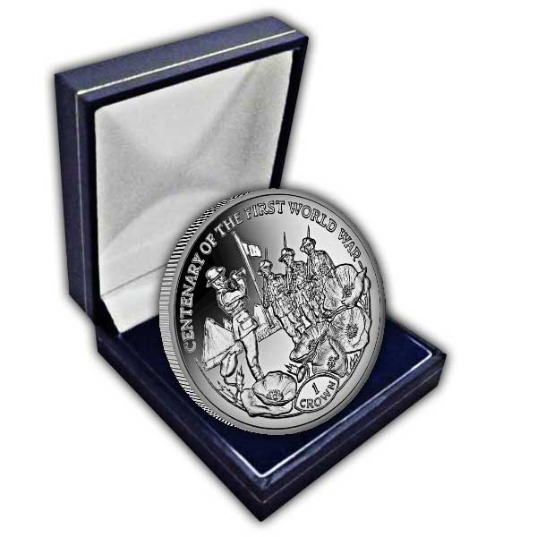 Centenary of the First World War: Last Post 2018 Cupro Nickel Coin
