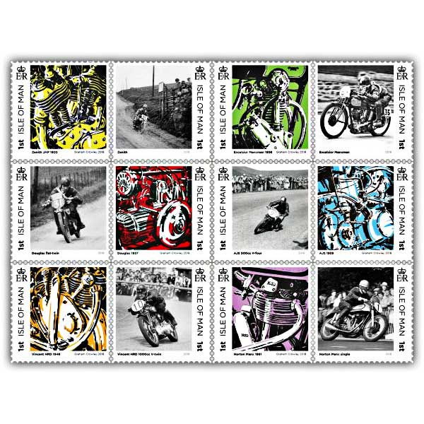 Great British Motorcycles Set (Mint)