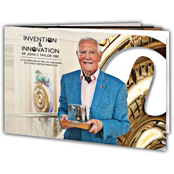 Invention and Innovation Prestige Booklet Mint
