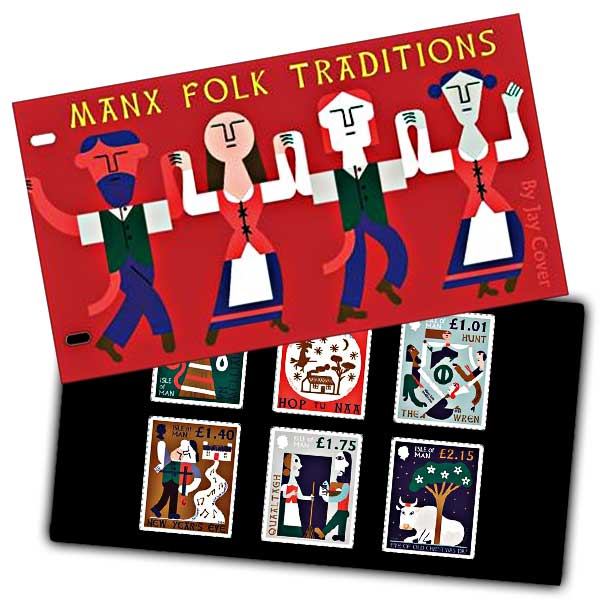 Manx Folk Traditions Presentation Pack