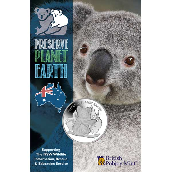 The Australian Koala 2020 Cupro Nickel Coin