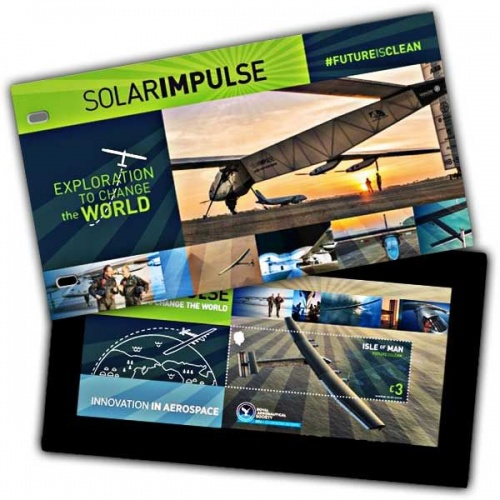 Solar Impulse Presentation Pack