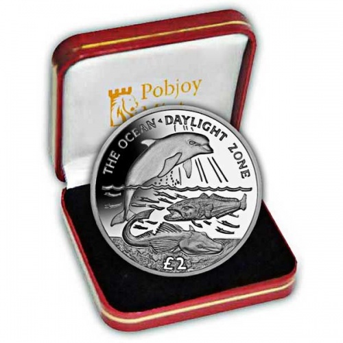 The 2016 Daylight Zone Silver Coin
