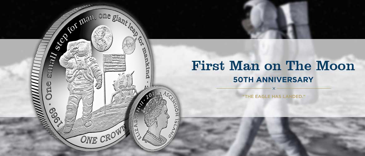 First Man on The Moon 50th Anniversary